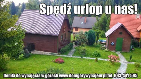 Oferujemy tanio do wynajęcia drewniany domek letniskowy. . #Ogrodzony, #pieski witane. Znajdujemy się koło miejscowości jak #Rajcza, #Ujsoły, #Zwardoń, #Sól, #Węgierska #Górka, #Cisiec, #Żywiec, #Wisła, #Istebna, #Koniaków, #Laiki,#Kubalonka, #Jaworzynka, #Ustroń, #Korbielów czy #Szczyrk. Nie jesteśmy nad #morzem, #jeziorem czy na #Mazurach ale w #górach #Beskidach: