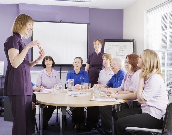 Train With Consultus As A Live In Carer And Meet Other Carers At