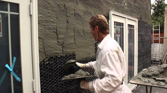 Stucco scratch coat thickness, easy way to judge thickness of stucco