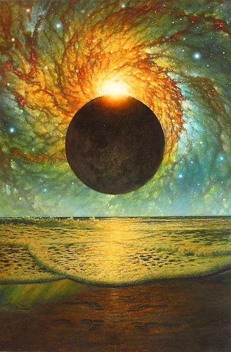 Resultado de imagen para eclipse art