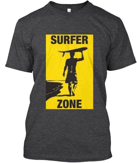 "SURFING /""SURFER ZONE/"" T-SHIRT"
