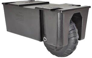 Wheel Float, Foam filled - boatndock - 1