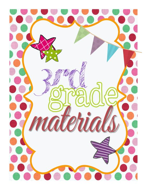 Free Binder Cover Printable Download... kindergarten, 1st, 2nd, 3rd, 4th, & 5th!