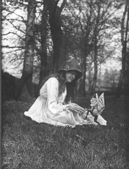 sir Arthur Conan Doyle, le fate di Cottingley e la fotografia ...