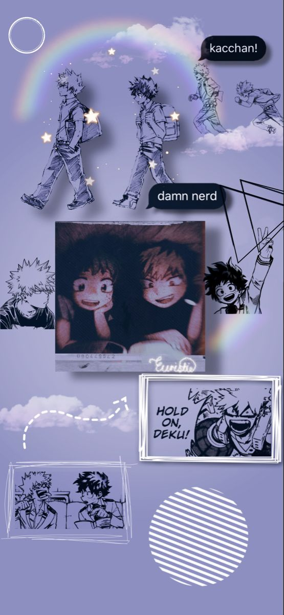 Bakudeku Katsudeku Wallpaper Anime Wallpaper Iphone Hero Wallpaper Anime Backgrounds Wallpapers