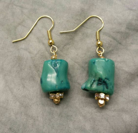 Check out this item in my Etsy shop https://www.etsy.com/listing/206040790/turquoise-earrings