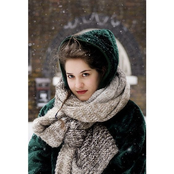Wayne Tippetts Photography » Scarf ❤ liked on Polyvore