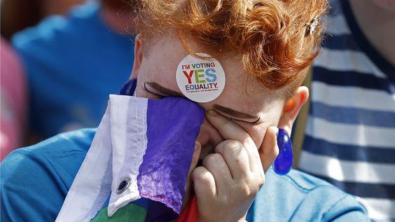 Il referendum in Irlanda sottolinea l'arretratezza italiana
