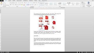 Cara Ubah File Word Jadi Pdf Tanpa Software Easy Soup Recipes Breakfast Recipes Chicken Recipes