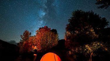 Gambar Pemandangan Langit Malam Kumpulan Gambar Bintang Yang Sangat Indah Di Langit Malam Gambar Bintang Dimalam Hari Gambar Langit Malam Pemandangan Langit