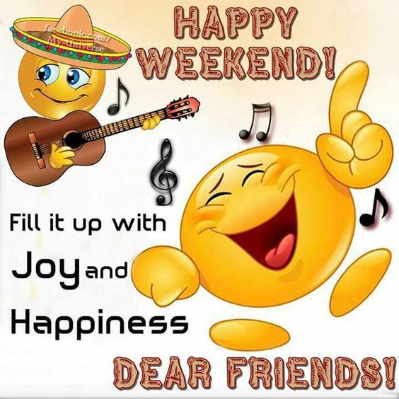 Happy Weekend!  ❤️  ♫ ♪ ♫ ♫ ♪ ♫ ♪ ♪ ♫ ♪ ♫ ♪ ♫ ♪ ♫ ♪ ♪ ♫