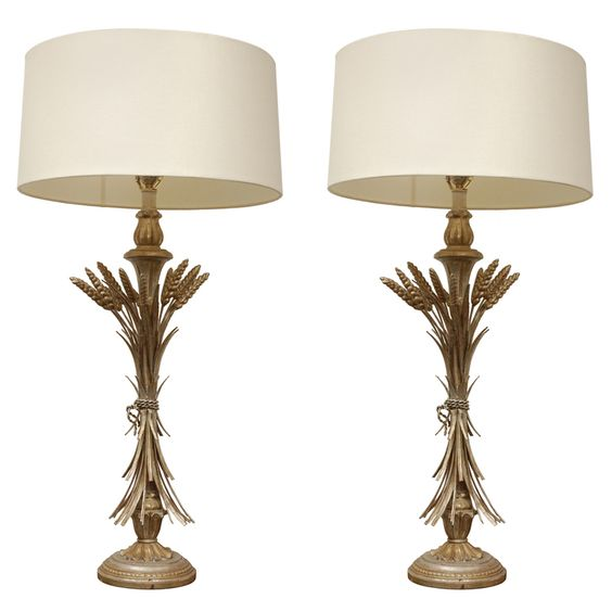 Pair of Vintage Table Lamps http://jeffersonwest.com/shop-1/pair-of-vintage-table-lamps