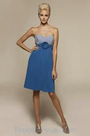 bridesmaid dresses slate blue - Google Search