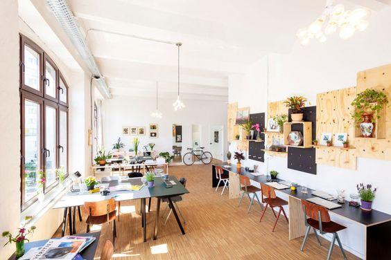 Blog fabbrica nel quartiere di Kreuzberg - Foto di Christoph Neumann