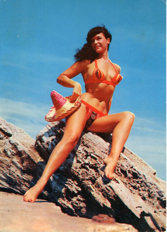 Bettie Page - SINGLE SPARK PICTURES