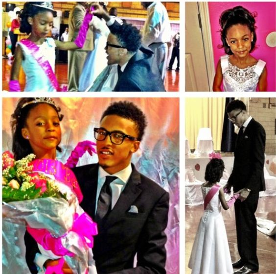 August Alsina took the daughter of his dead brother to her ...