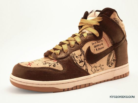 nike 5 gato intérieure - Custom Uncharted: Drake\u0026#39;s Deception Nike Dunk Sneakers by ...