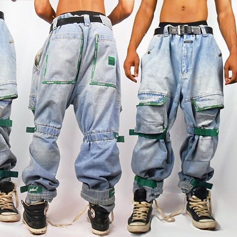 What S Everyone S Opinions On Girbaud Jeans Mainly Around In The 90s Both Of These Images Are From Ebay Btw Guys Girbaud Jeans Hip Hop Outfits Mens Jeans