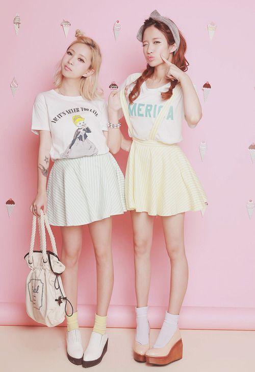 Kawaii Fashion My Style Pinterest Damenmode Kawaii Mode Und Koreanische Mode