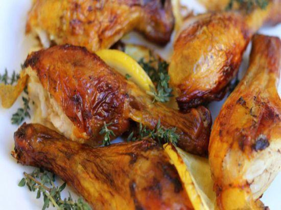 Receta Recetas De Pollo Al Horno Pollo Al Horno Adobo Para Pollo