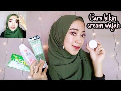 Cara Racik Cream Wajah Sendiri Dirumah Bikin Wajah Glowing Novah Safitri Youtube Wajah Perawatan Kulit Alami Masker Wajah Buatan Rumah