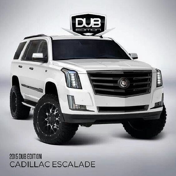 Cadillac Escalade 2015 Used: #DUB 2015 Escalade Edition