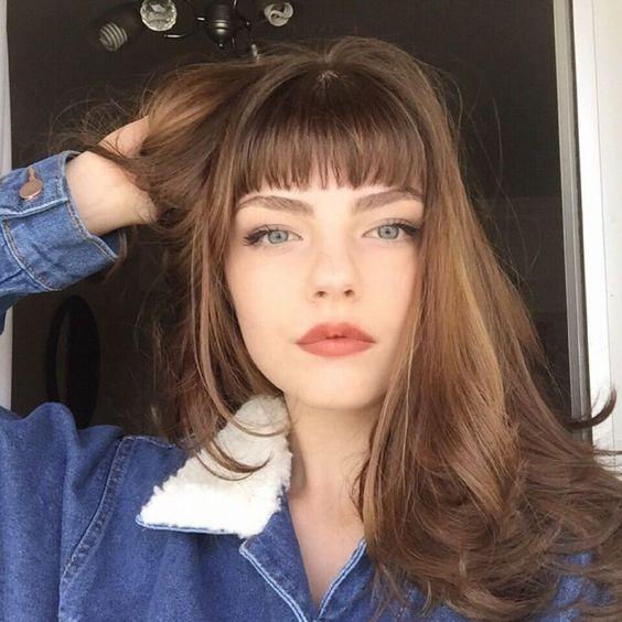 Corte de cabelo para rosto redondo: 10 opções e 50 fotos para inspirar