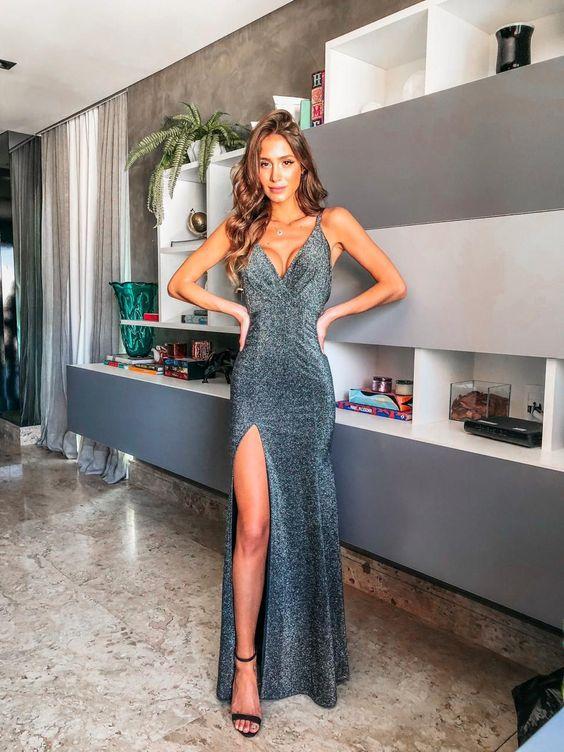 modelos de vestido de formatura sensacional