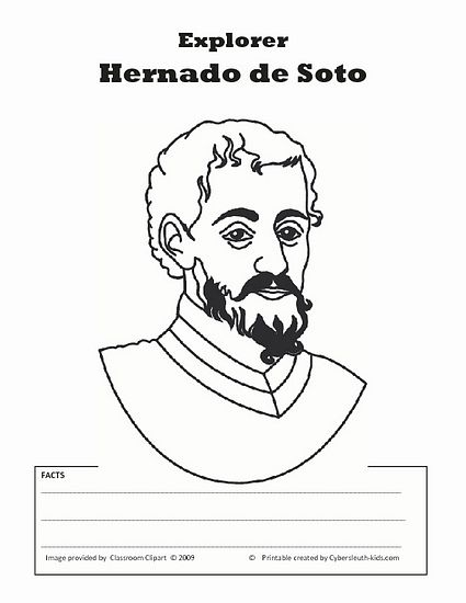 Hernando De Soto Youtube For Kids