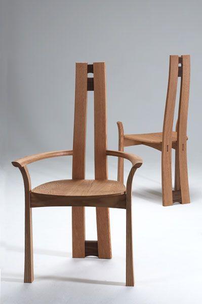Hay scupltured chair