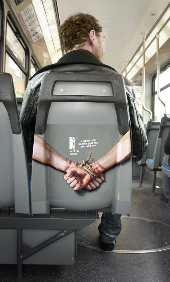 20 εντυπωσιακές φωτογραφίες από διαφημίσεις για έναν καλύτερο κόσμο