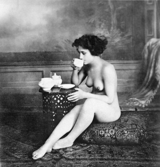 Google Image Result for http://images.fineartamerica.com/images-medium-large/nude-drinking-tea-19th-ct-granger.jpg: