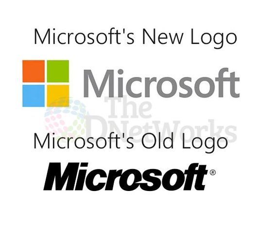 Microsoft's New Logo, In Sync with the new UI on most its product, the Tiled Look http://tdnw.in/NLa2NZ