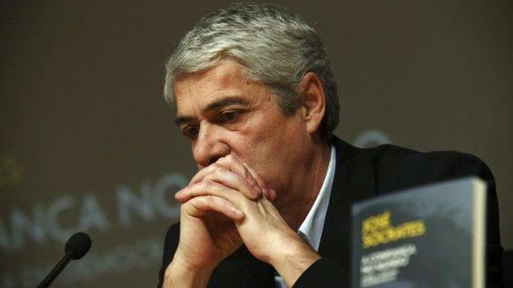 Campomaiornews: José Sócrates detido para interrogatório à chegada...