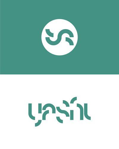 yashi, electronic music records label logo design