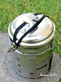 Ranger Bands - Cut from old bicycle tubes for so many different uses.  E.g. Fire starter, a cup insulator & many many more...