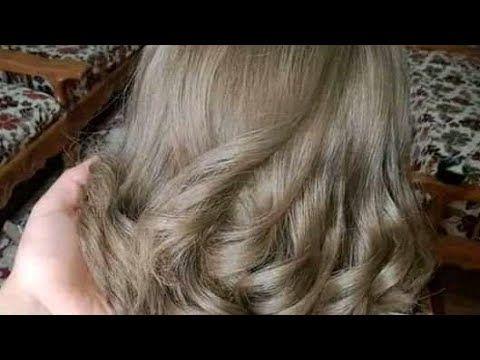 صبغ شعر اشقر رمادي فوق شعرك مخلط بعبوه لوريات واحده ناجح مليون في ميا فيديو تطبيقي Youtube Hair Styles Long Hair Styles Hair