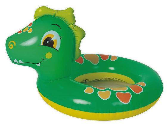 Goedkope Fun zwemmen ring dier ring 2 kleuren assorti, Green dinosaur, Yellow seahorse, koop Kwaliteit zwemmen ringen rechtstreeks van Leveranciers van China: