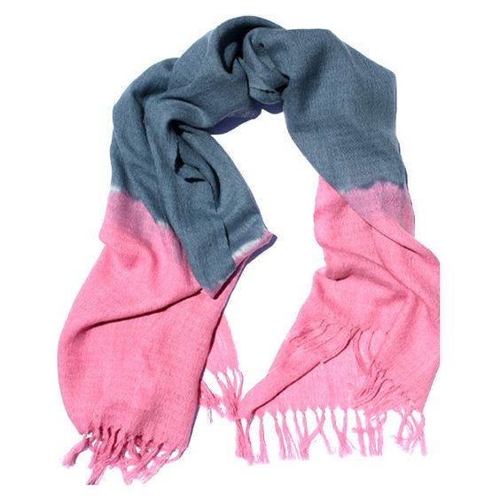 Ketzali Grey and Pink Alpaca Scarf ($179) ❤ liked on Polyvore featuring men's fashion, men's accessories, men's scarves and ketzali