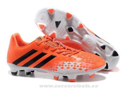 Orange Black White 2013 adidas Predator
