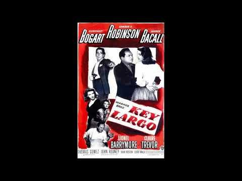 Max Steiner Remembering George Indians Key Largo 1947 Youtube In 2021 Key Largo Steiner Video Game Covers