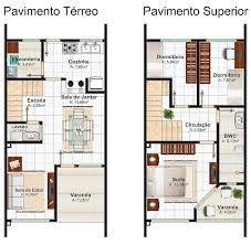 Resultado de imagem para projetos de apartamentos geminados