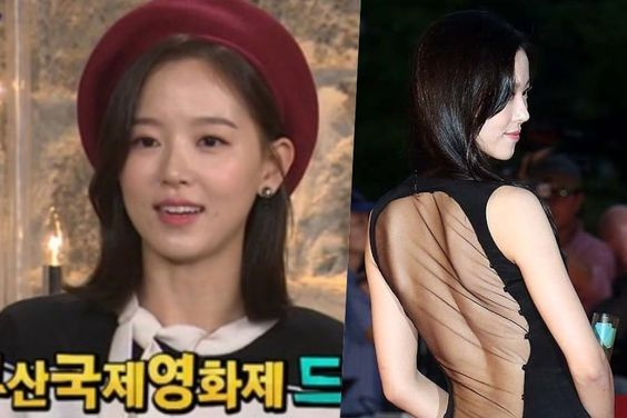 Actress Kang Han Na Talks About A Revealing Dress She Wishes She Could Erase From Her Past
