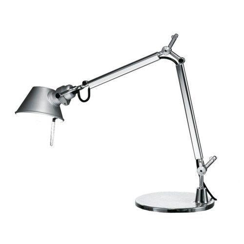 Tolomeo Micro Bureaulamp Artemide In 2019 Arch Lamp Outdoor Light Fixtures Interior Lighting