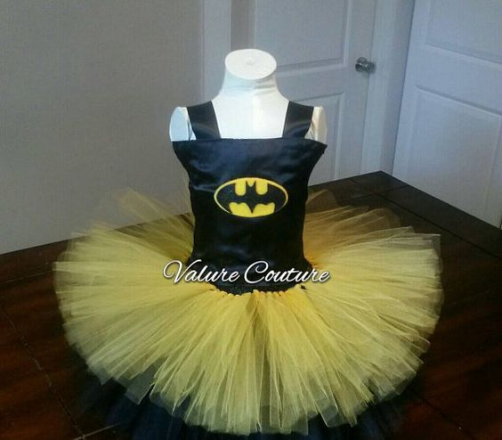 Check out this item in my Etsy shop https://www.etsy.com/listing/387384164/blackgold-batman-inspired-tutu-dress