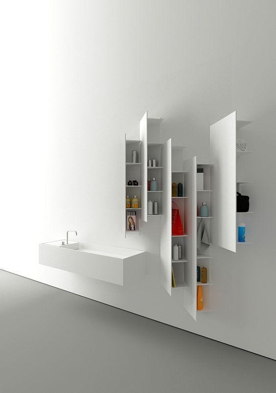 Best Victor Vasilev Images On Pinterest Bathroom Sinks - Almost invisible minimalist kub bathroom sink by victor vasilev