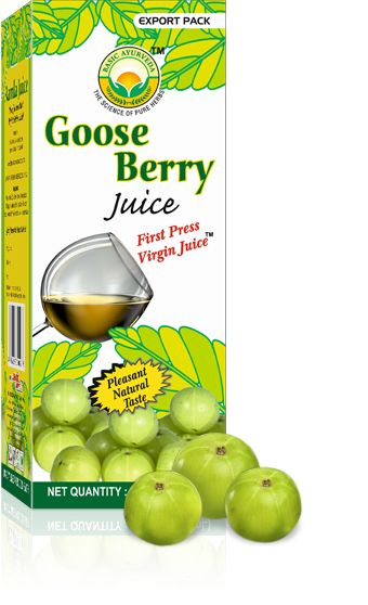 Indian gooseberry juice contains the highest amount of Vitamin C. Gooseberry juice has high amounts of Vitamin C, Nicotonic Acid, Vitamin B-1, Iron, and Calcium