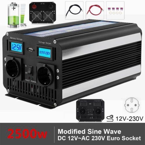Spannungswandler 2500 5000w Inverter Welchselrichter St 00652043632856 Spannungswandler 2500 5000w Inverter Welch Spannungswandler Wechselrichter Spannung