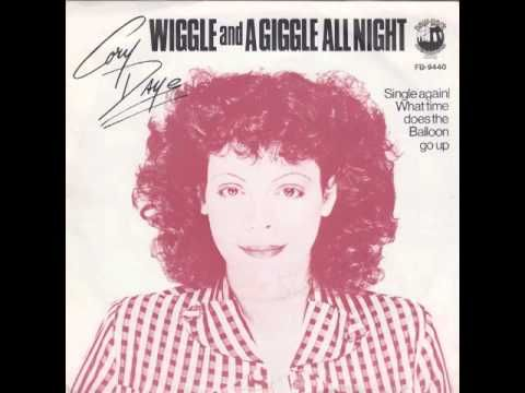 Cory Daye - Wiggle And A Giggle All Night - YouTube