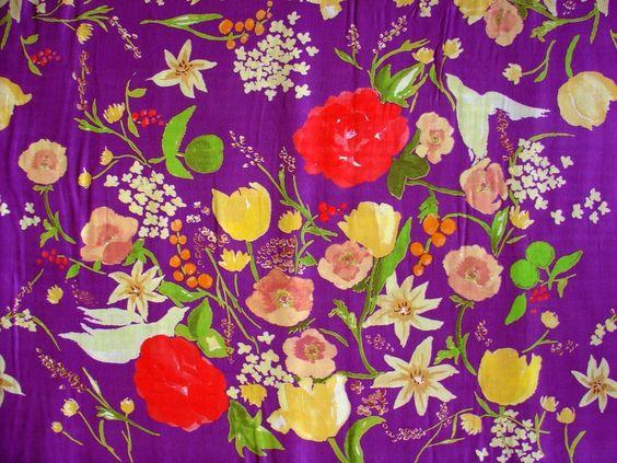 Kokka+nani+IRO+rakuen+purple+von+EASTCITY+auf+DaWanda.com